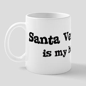 Santa Venetia - hometown Mug