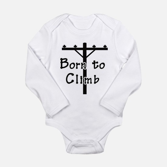 Born to climb Body Suit