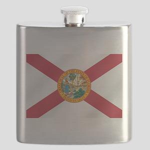 State Flag of Florida Flask