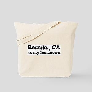 Reseda - hometown Tote Bag