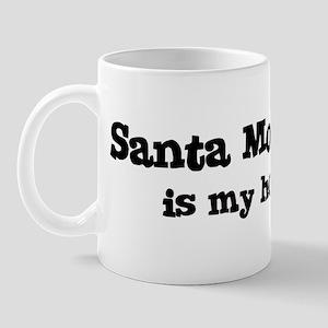 Santa Monica - hometown Mug