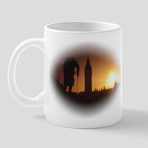 Winston - lefthanded mug