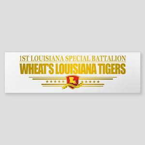 Wheats Louisiana Tigers Sticker (Bumper)