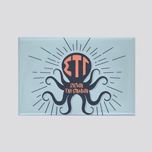 Sigma Tau Gamma Octopus Magnets