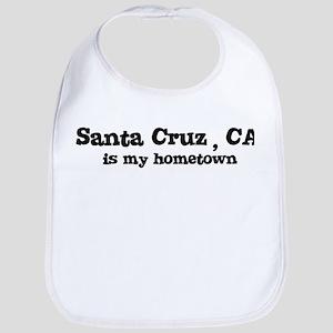 Santa Cruz - hometown Bib