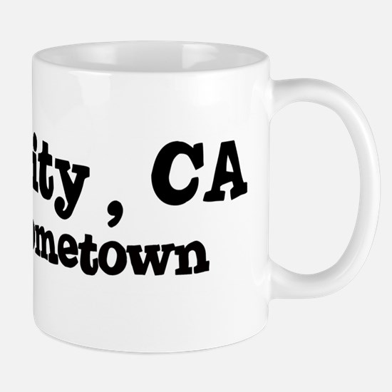 Yuba City - hometown Mug