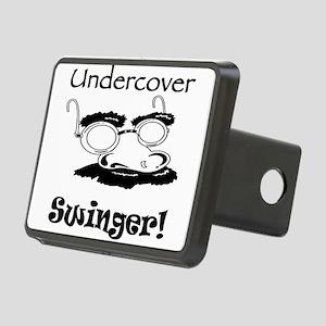 undercover-swinger Rectangular Hitch Cover