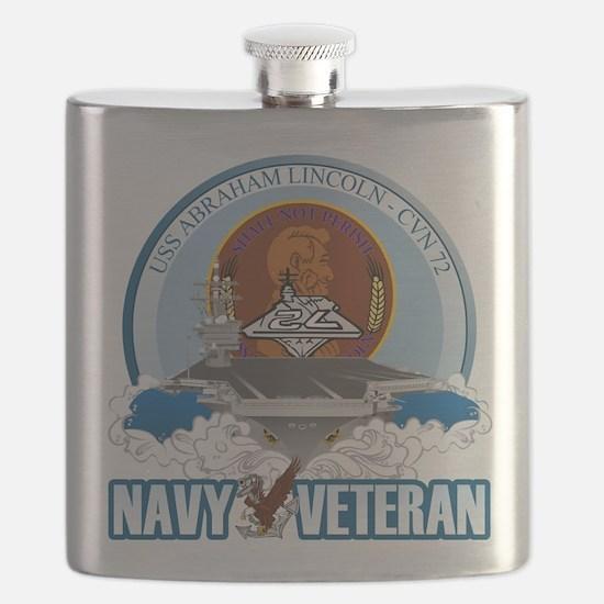 CVN-72 USS Lincoln Flask
