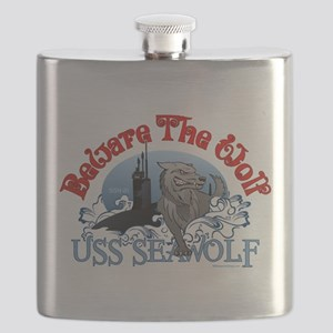 PatchSeawolf Flask