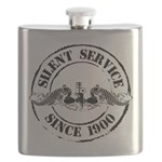 SilentServiceWht Flask