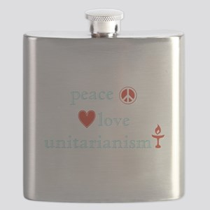 PeaceLoveUnitarianism Flask