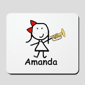 Mello - Amanda Mousepad