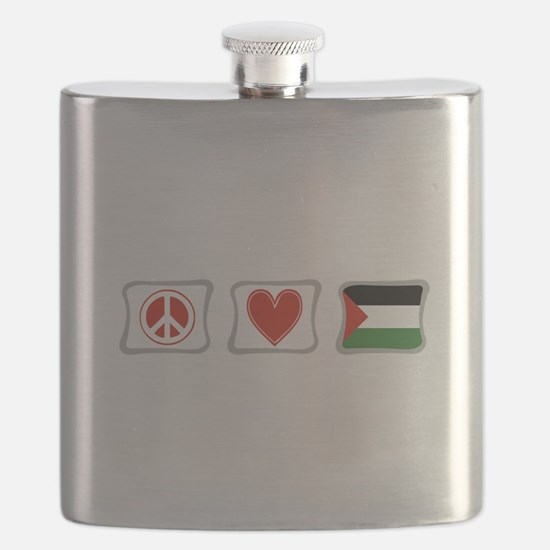 PeaceLovePalestineSquares.png Flask