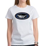 Women's Catfish Noodling T-Shirt