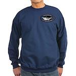 Catfish Noodling Sweatshirt (dark)