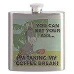 FIN-ass-coffee-break Flask