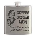 FIN-coffee-chocolate-men Flask
