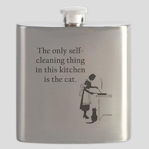 FIN-kitchen-cat Flask