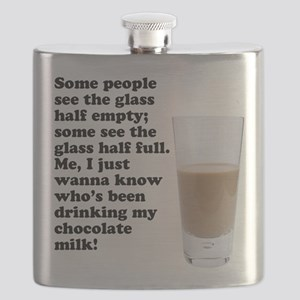 FIN-chocolate-milk Flask