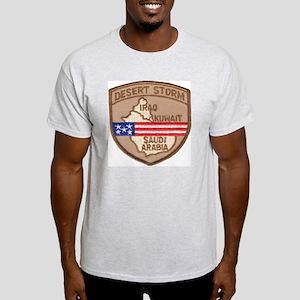Desert Storm Ash Grey T-Shirt