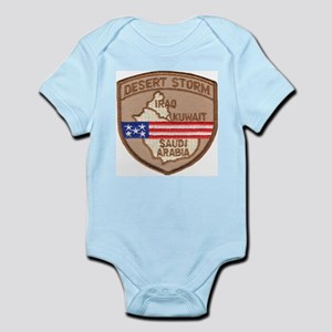 Desert Storm Infant Creeper