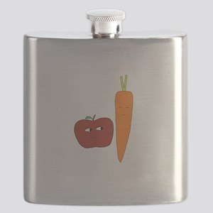Apple-Carrot Duo Flask