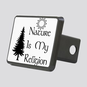 nature01 Rectangular Hitch Cover