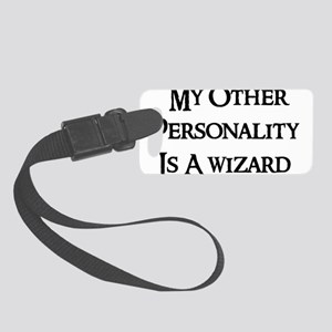 wizard01x Small Luggage Tag