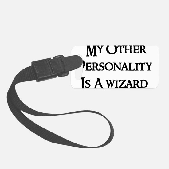 wizard01x.png Luggage Tag