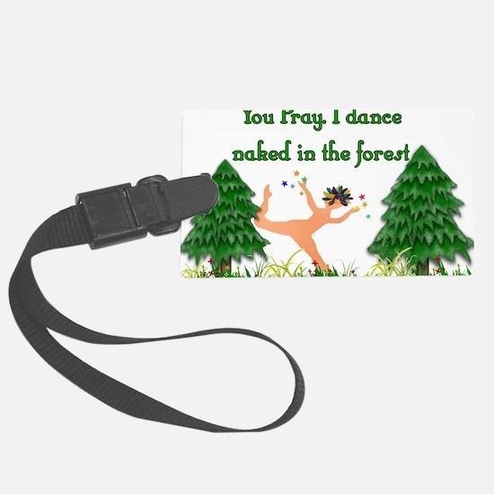 pagan_dancer01x.png Luggage Tag