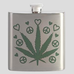 weed01 Flask