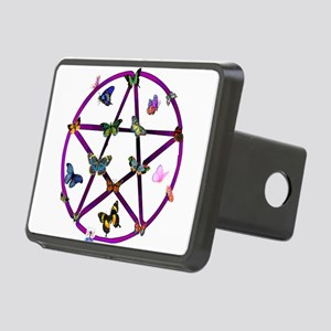 wiccan01 Rectangular Hitch Cover