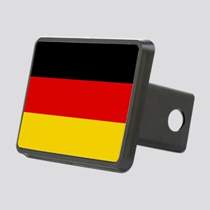 Flag of Germany Rectangular Hitch Cover