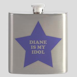 star-diane Flask