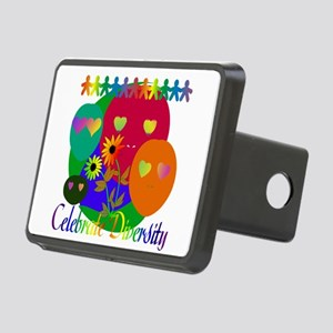 diversity01 Rectangular Hitch Cover