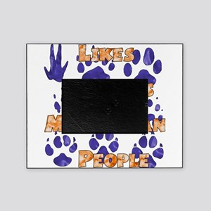 animal_lover01 Picture Frame