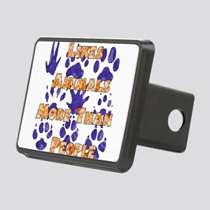 animal_lover01 Rectangular Hitch Cover