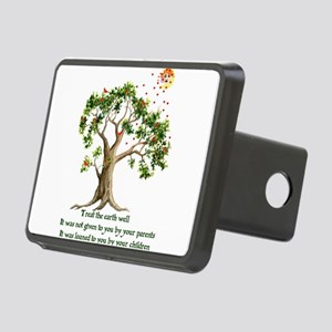 environment06x Rectangular Hitch Cover