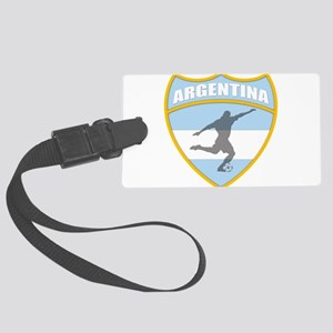 argentina Large Luggage Tag