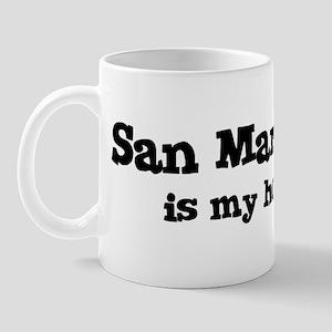 San Marino - hometown Mug