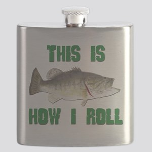 FIN-this is how I roll bass Flask