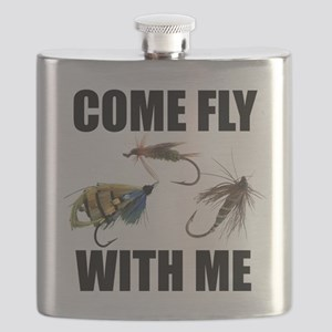 FIN-come fly Flask