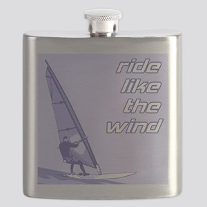 FIN-windsurfing-ride-wind Flask