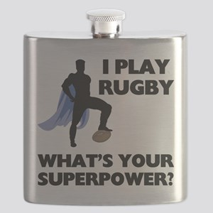 FIN-rugby-superpower Flask