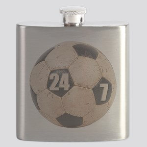 FIN-soccer-24-7-WonB Flask