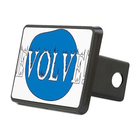 evolve01 Rectangular Hitch Cover