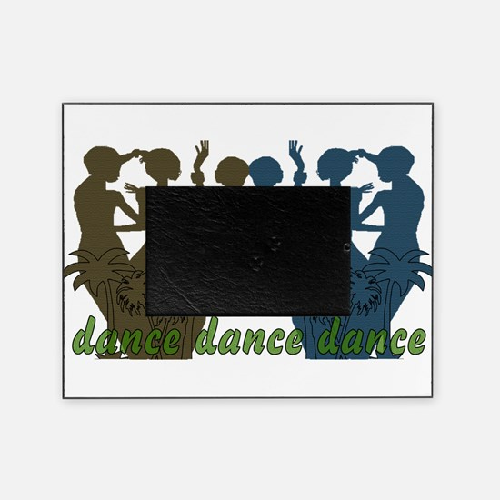 dance01.png Picture Frame