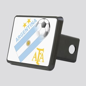 Argentina(blk) Rectangular Hitch Cover