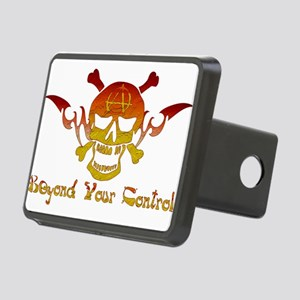 anarchist01 Rectangular Hitch Cover