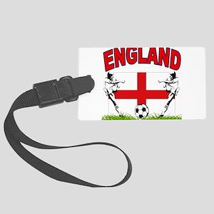 england Large Luggage Tag